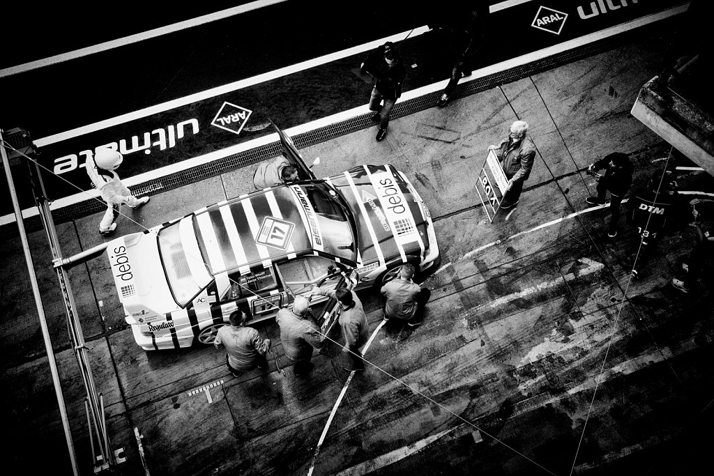 Tourenwagen Classics Nürburgring 2017